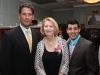 Senator Mark Montigny, Kathy Castro, John Dias
