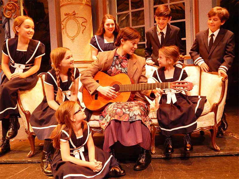 The Sound of Music (2014) – New Bedford Festival Theatre